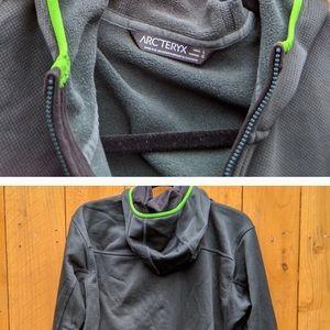 Arc'teryx Jackets & Coats - Arcteryx Men's Fortrez Fleece Technical Hoodie - L
